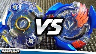 Omni Odax .T.X vs Victory Valtryek .B,V - [Beyblade Burst Hasbro] - ベイブレードバースト