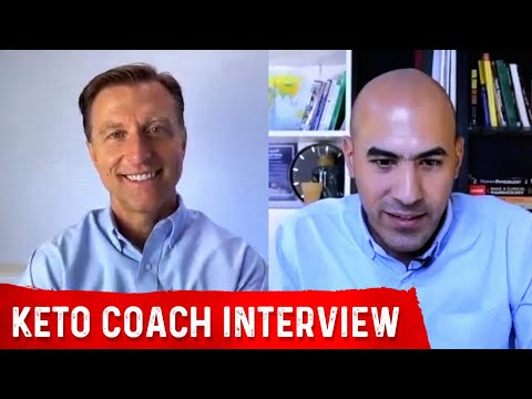 Dr. Berg's Keto Coach Interview with Ahmad Samara