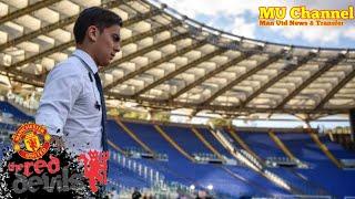 Mu Transfer News: Paulo Dybala opens up on botched Manchester united transfers  e