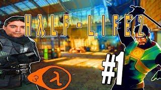 El MEJOR juego del 2004 | Half - Life 2 #1