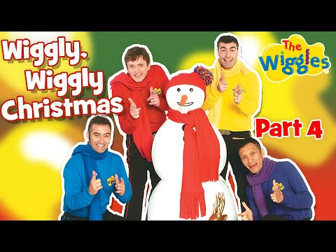 Classic Wiggles: Wiggly, Wiggly Christmas (Part 4 Of 4)