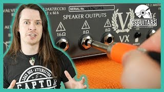 Why You MUST Connect A Speaker Cabinet To Your Amp