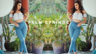 MY PALM SPRINGS OUTFITS | BeautyyBird