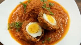 Nargisi Kofta Recipe | Egg Kofta Curry | The Bombay Chef – Varun Inamdar