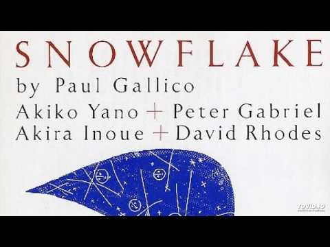 Snowflake by Paul Gallico read by Peter Gabriel