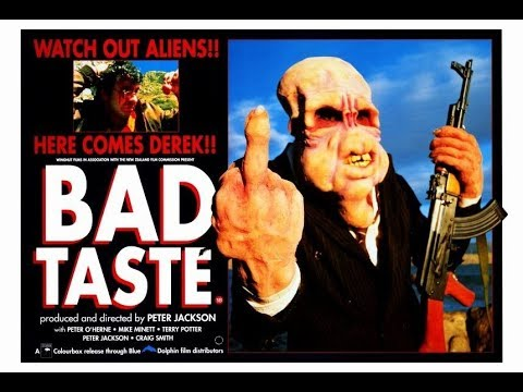 Peter Jackson's – Bad Taste (1987 Ganzer Film Deutsch)