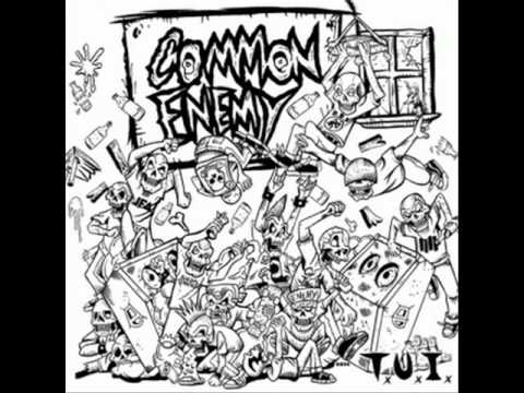Common Enemy - Shark Attack