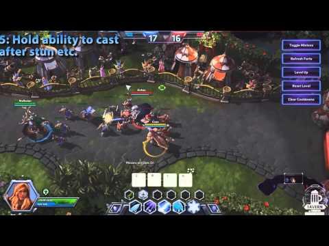 видео: 10 Советов для профессиональных игроков heroes of the storm