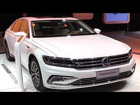 New VOLKSWAGEN PHIDEON replacement for old VOLKSWAGEN PHAETON luxury sedan