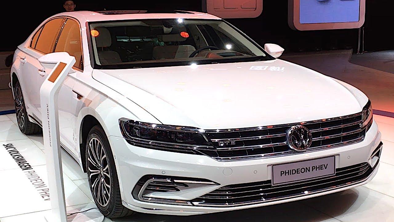 New Volkswagen Phideon Replacement For Old Volkswagen Phaeton Luxury