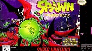Spawn: The Video Game Прохождение с переводом (SNES Rus)