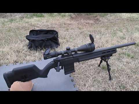 Remington 700 SPS Tactical .308 w/ Magpul Hunter Stock