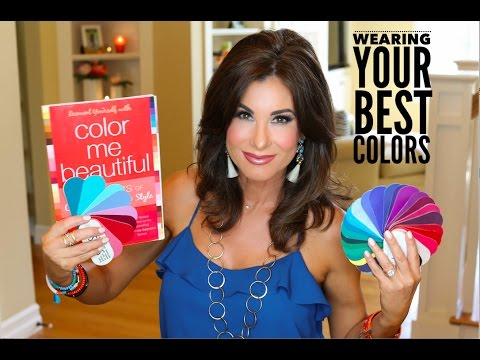 Wearing Your BEST COLORS