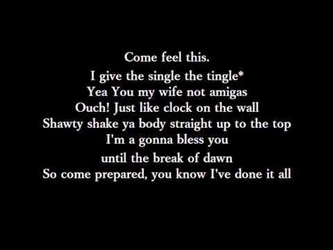 World Class (lyrics) - Reggie and Bollie (Menn on Poinnt)