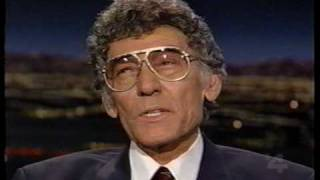 Carl Perkins Interview with Tom Snyder-Pt 1