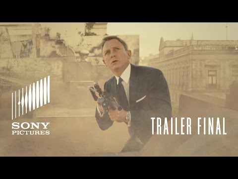 007 SPECTRE | Trailer final subtitulado (HD)