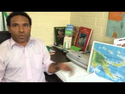 Illiteracy in Gulf Province, Papua New Guinea