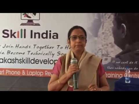 Talk on people skills at Skill India (Shobha Misra)- Part III