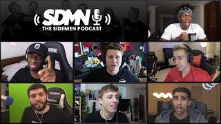 THE FUNNIEST BITS! (Sidemen Podcast)