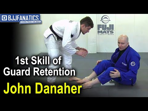 Building A Fortress: Guard Retention with John Danaher – BJJ Fanatics
