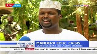 Stakeholders meet to seek lasting solution to Mandera education crisis amid mass exodus of teachers