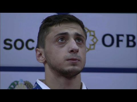 GP de Judo de Tashkent: Rússia domina jornada inaugural delirante