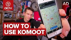 What Is Komoot & How Do We Use It?