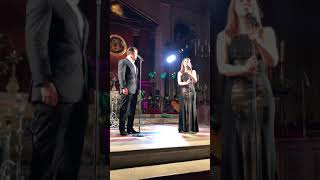"Simon Bailey and Gina Beck  ""All I Ask Of You""  West End For Grenfell concert  15/0418"