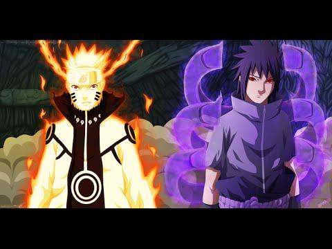 Naruto Shippuuden Amaterasu Rasenshuriken Edited ᴴᴰ