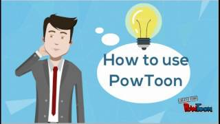 Learn How To Make Easy Animation in 10 min using POWTOON for Beginners thumbnail