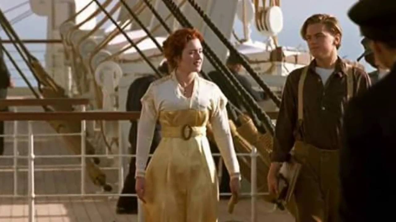 Hollywood movie Behind the scenes of Titanic movie - YouTube