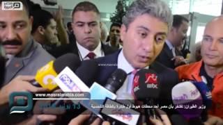 بالفيديو| شريف فتحي: هبوط طائرة الطاقة الشمسية يعيدنا للمحركات المروحية