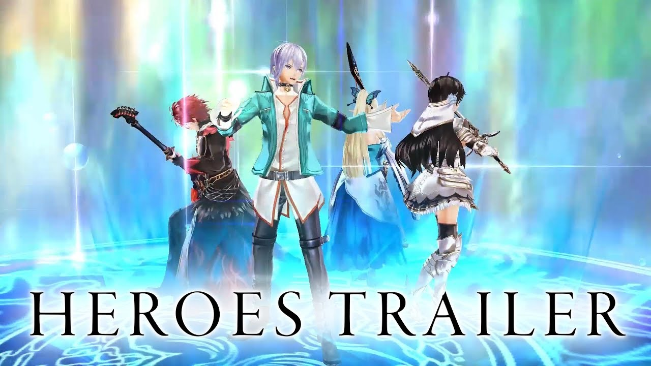 Meet the Heroes of Shining Resonance Refrain