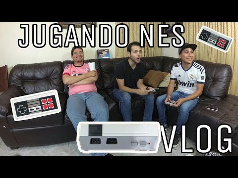 VLOG, Reaccionando al Mini NES CLON