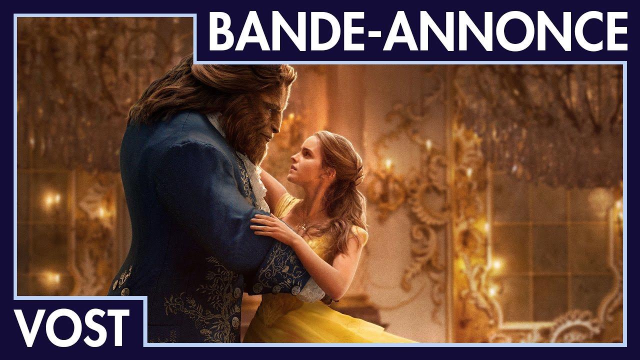 La Belle et la Bête (2017) - Nouvelle bande-annonce (VOST) I Disney