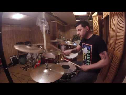SallyDrumz - Gorillaz - Let Me Out (feat. Mavis Staples & Pusha T) Drum Cover/Remix