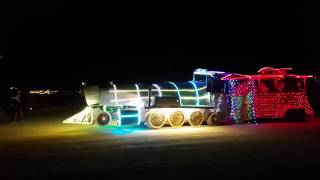 burning man 2016 night shift best moments of art cars installations fires and secrets 4k
