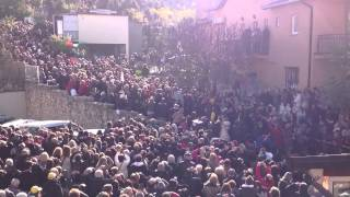 Blessed Virgin Mary #2 post apparition video Medjugorje 11-
