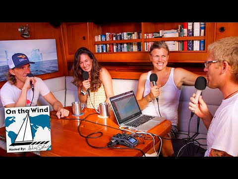 From Zero To TransAtlantic -  Podcasting With @59 North Sailing + Behind The Scenes!