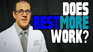 Dr. ER Reviews RESTMORE from BuyRESTMORE.com thumbnail