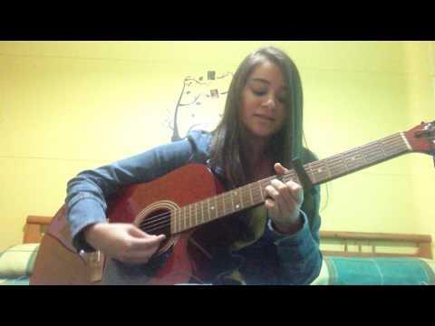 W btes2alini/وبتسأليني - Guitar Cover - Wael Jassar - by Melissa Gharibeh