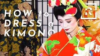 How To Dress a Kimono | Racked