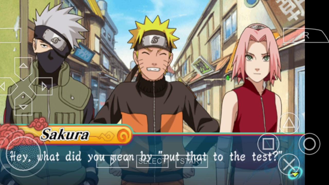 Naruto shippuden ultimamente ninja heroes 3 ep1 a nova ...