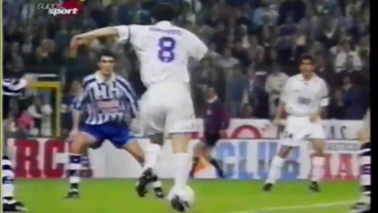 7271b381d 1996-97 REAL MADRID-REAL SOCIEDAD 6-1 DAVOR AND PEDJA - YouTube