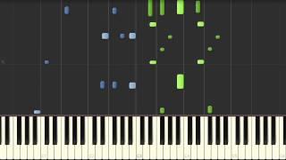 NHK連続テレビ小説『マッサン』より主題歌「麦の唄」のピアノ演奏です。...