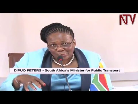Uganda signs MoU with South Africa for cooperation in business ventures