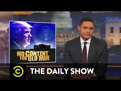 Thumbnail: Trump Touts More Phony Accomplishments: The Daily Show