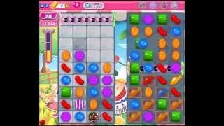 Candy Crush Saga level 597 - 3 stars, no boosters used!