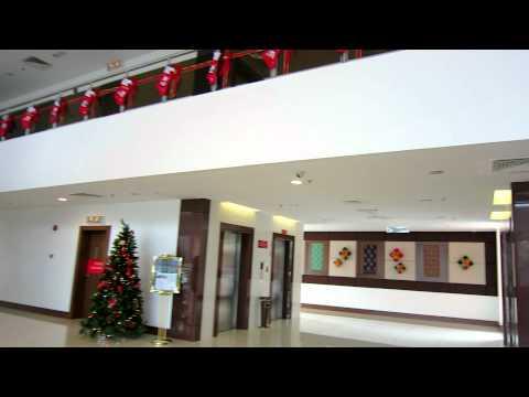 Sabah Gaya Centre Hotel Lobby