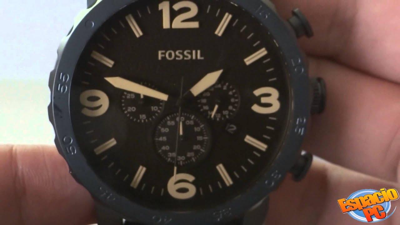 Fossil JR1356 , Reloj Hombre